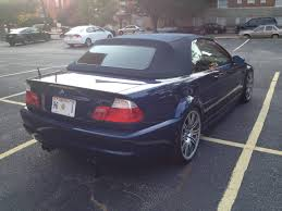 e46 2003 5 bmw m3 convertible mystic blue 19