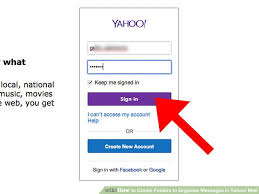 How To Create Folders To Organize Messages In Yahoo Mail 7 Steps