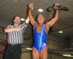 action mike jackson seen this guy wrestle many times he walks