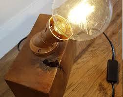 Unique Handmade Lamps Office Lighting Etsy