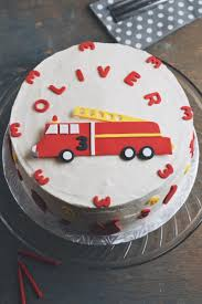 firetruck cakes easy truck cake tips on cake decorating movita beaucoup