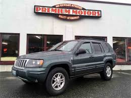 2004 jeep grand cherokee for sale classiccars com cc 1043344