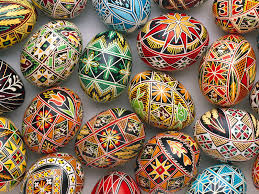 fancy easter eggs not your average easter eggs hang with big picture framing
