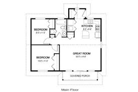 Simple House Floor Plans With Measurements Simple House Floor Plan With Measurements Simple Floor Plans