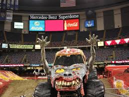new monster truck monster jam photos new orleans monster jam february 23 2013