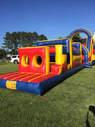 Mansion Party Rentals Atlanta Ga Bounce House Rentals Inflatable Rentals Southern Peach