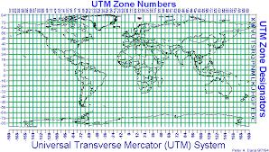utm zone map emapzone help gps