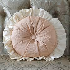 cuscini rotondi cuscino collezione gemma