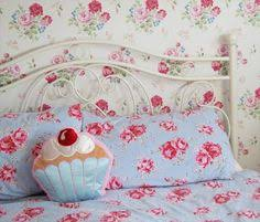Cath Kidston Wallpaper Bedroom X Decorate Pinterest Cath - Cath kidston bedroom ideas