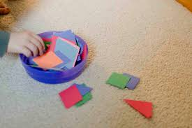 sticky shape wall busy toddler