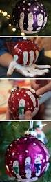 Easy Homemade Christmas Ornaments by Best 25 Christmas Ornament Crafts Ideas On Pinterest Diy