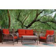 Resin Patio Furniture by Resin Wicker Furniture
