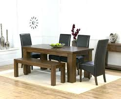 Modern Wood Bench Plans Dining Modern Wooden Bench Plans Modern by Dining Table Large Wood Dining Table With Bench Reclaimed And Uk