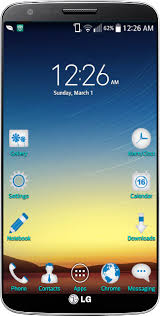 lg home launcher apk blue lg home theme 1 apk android