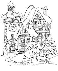 Coloriages de Noël  Coloriages enfants Biboon