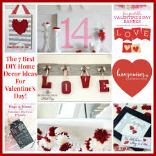 the 7 best diy home decor ideas for valentine u0027s day housewives
