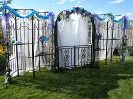 wedding backdrop rentals utah ogden utah wedding decorations rental backdrops pillars