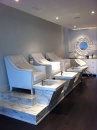 the white room spa toronto ontario pedicure station ideas for
