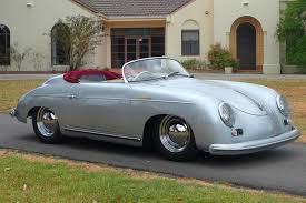 porsche 356a speedster rhd auctions lot 44 shannons
