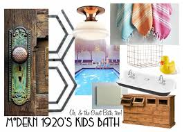 Kids Bathroom Makeover - kids bathroom makeover the design plan a storied style