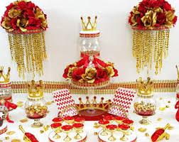 new royal princess baby shower crown centerpiece girls royal