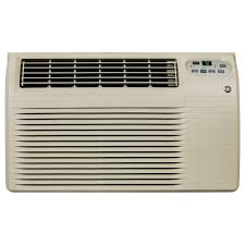ge 9 900 btu 230 208 volt through the wall air conditioner with