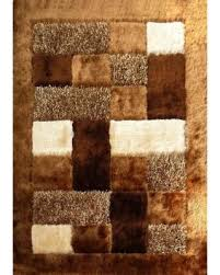 Brown And Beige Area Rug Tis The Season For Savings On Beige Brown Polyester Shag Area Rug