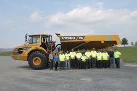 volvo usa volvo ce and dealers partner with skillsusa on penn youth heavy