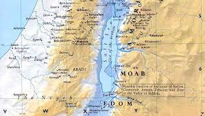 middle east map moses time nakba musings on maps