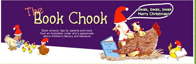 the book chook what s the best way to say merry
