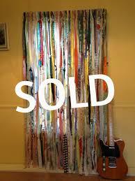 Multi Color Curtains Multi Color Hippie Curtains S Colorful Crafts