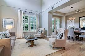 Contemporary Home Interiors Casual Contemporary Style Home Staging Design By White Orchid