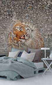 65 best wallpaper for cat lovers images on pinterest cat lovers tiger splash wall mural