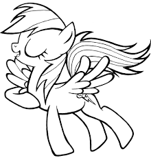 my little pony coloring pages cartoons printable coloring pages