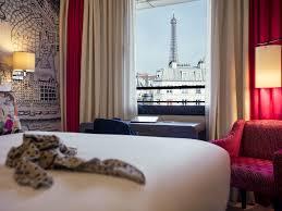 Eiffel Tower Bedroom Curtains Hotel In Paris Mercure Paris Eiffel Tower Grenelle Hotel