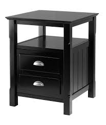 Silver Black Bedroom Bedroom Awesome Night Stands Walmart Silver Bedside Table White