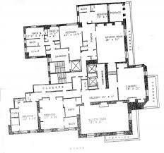 740 park avenue floor plans floor plans michael gross