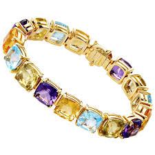 multi color stone bracelet images Yellow stone bracelet best bracelets jpg