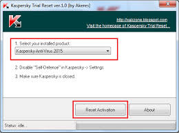 reset kaspersky download kaspersky 2015 trial reset xakzone tips and tricks