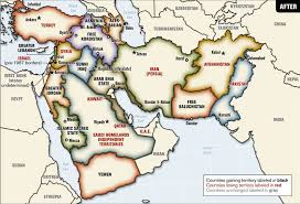 middle east map with countries a map of a future middle east leftymitt