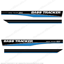 tracker boats outboarddecals com 1000 u0027s of decals in stock