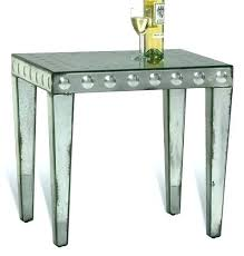 glass side tables for bedroom metal side tables for bedroom medium size of round glass side table