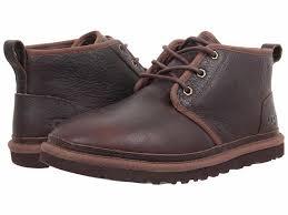 s ugg australia leather boots ugg australia china tea s neumel chukka leather boots booties