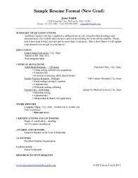 new graduate nursing resume examples jospar
