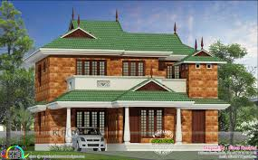 kerala home design blogspot 2009 archive 1792 square feet traditional laterite stone kerala home kerala