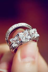 vancaro engagement rings 24 cubic zirconia engagement rings that sparkle like a diamond