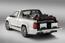 volkswagen truck 2006 volkswagen amarok power pickup unveiled photos 1 of 6