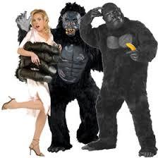 Gorilla Halloween Costumes Monster Costumes Scary Halloween Costumes Brandsonsale