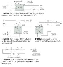 non intrinsically safe relays typical wiring