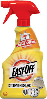 what is the best cleaner to remove grease from kitchen cabinets easy specialty kitchen degreaser cleaner 16 fl oz bottle